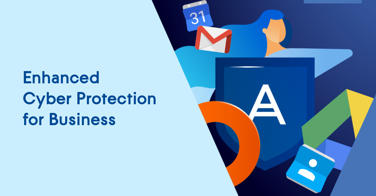 Acronis Now Offers Backup for G Suite and Cryptomining Protection for Businesses
