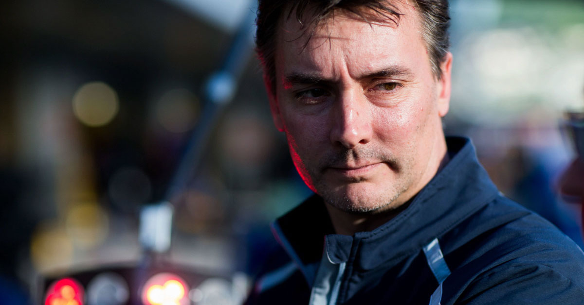James Key, Toro Rosso Technical Chief (Getty Images / Red Bull Content Pool)