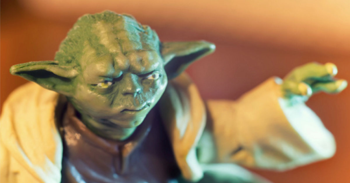 Lessons in Beating Ransomware From a Jedi Master