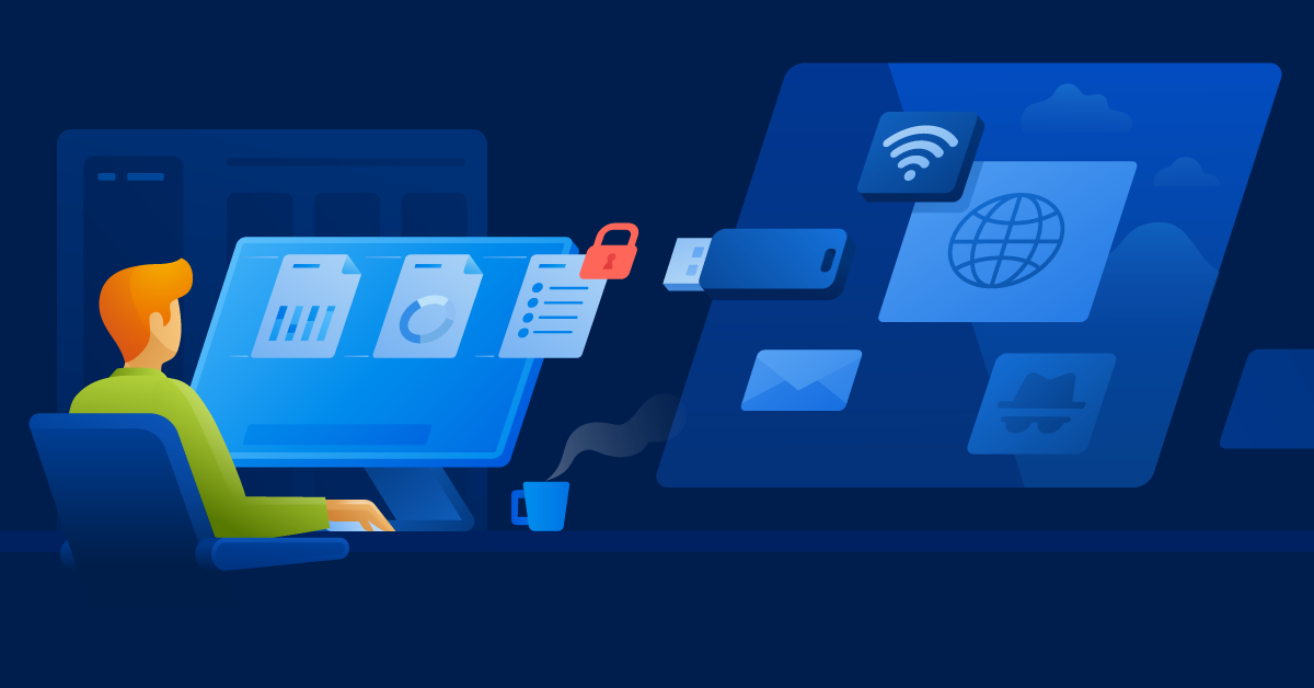 Introducing Acronis DeviceLock DLP 9.0