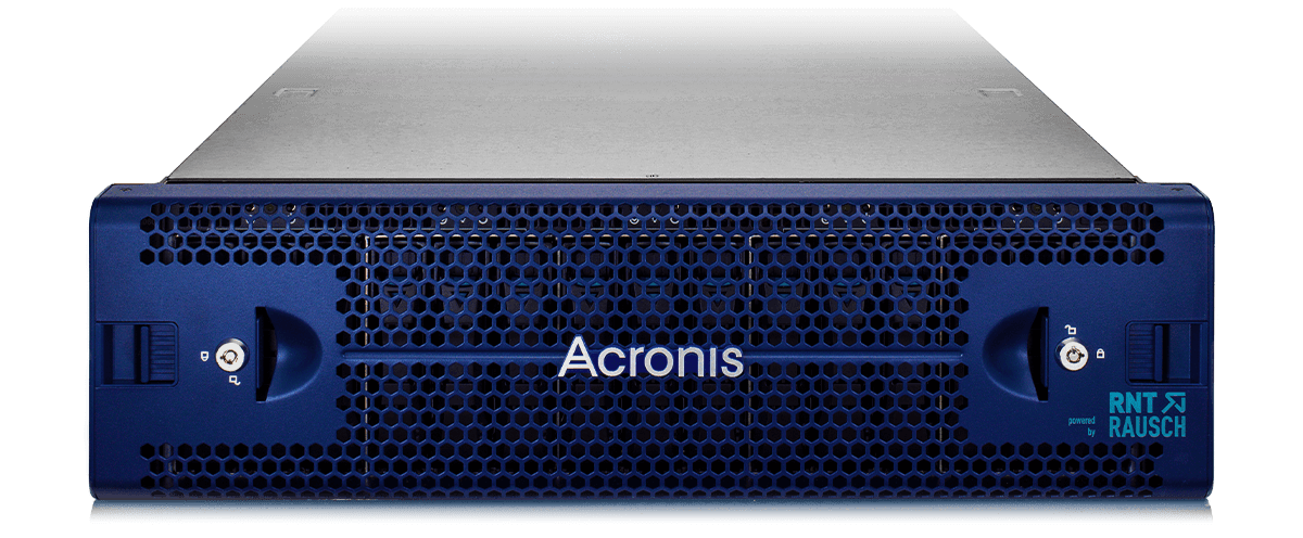 Acronis Cyber Infrastructure appliance