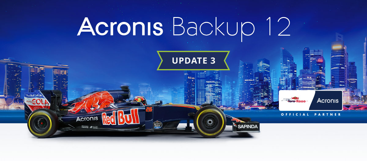Acronis Backup 12 Now Protects Microsoft Office 365 and VMware vSphere 6.5