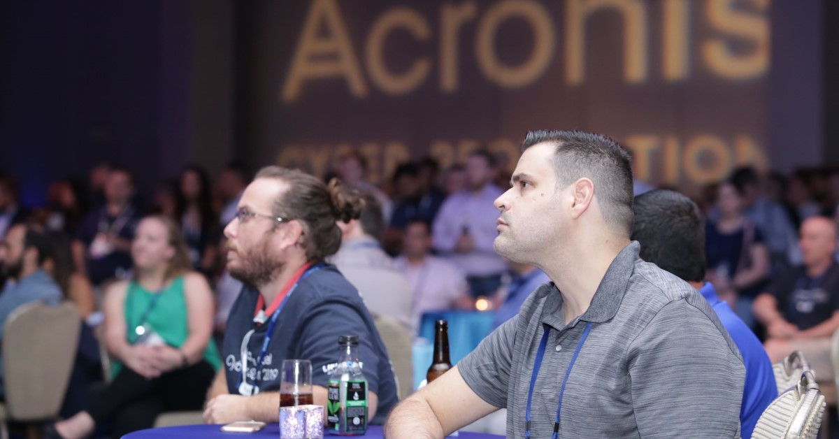 Acronis Global Cyber Summit 2020 announced