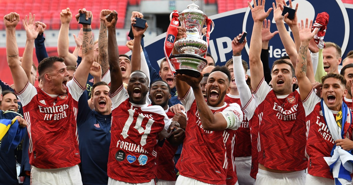 Arsenal FC seamlessly transitions to working from home during lockdown with help from Acronis