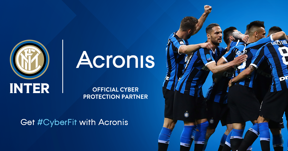 Acronis - Inter Partnership