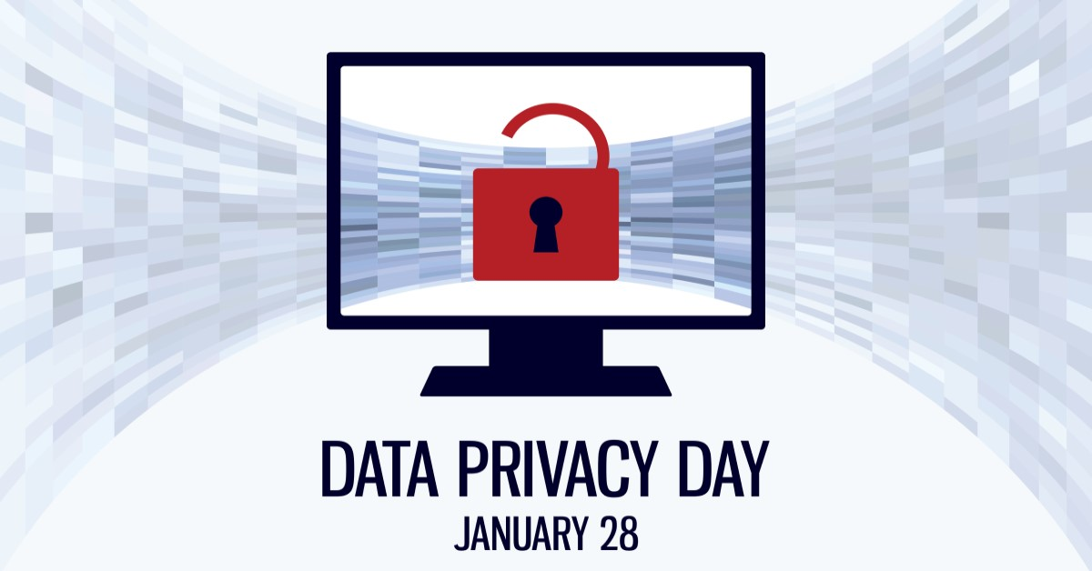 Celebrating 40 years of Data Privacy Day