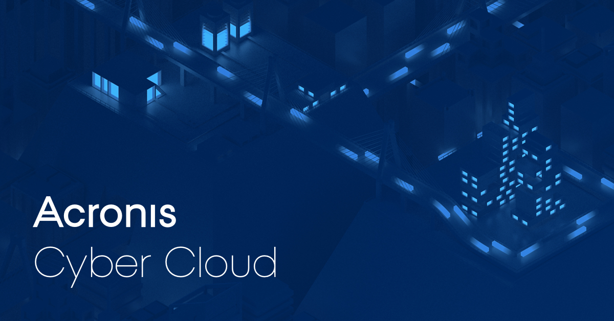 December release of Acronis Cyber Cloud empowers MSPs