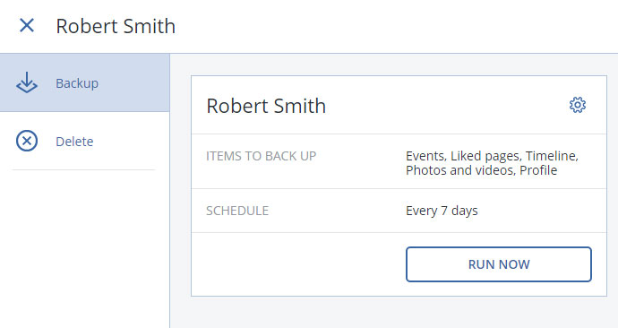 How to Back Up Your Facebook Account