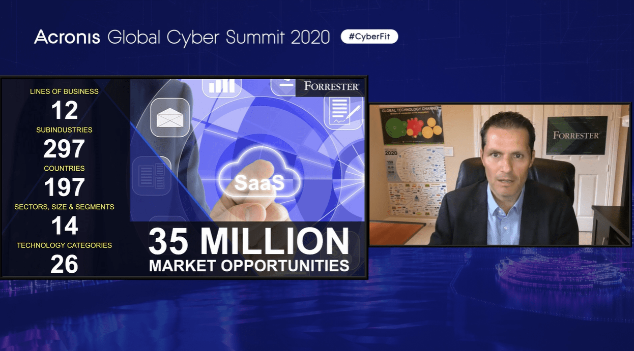 Expert insight at the Acronis Global Cyber Summit