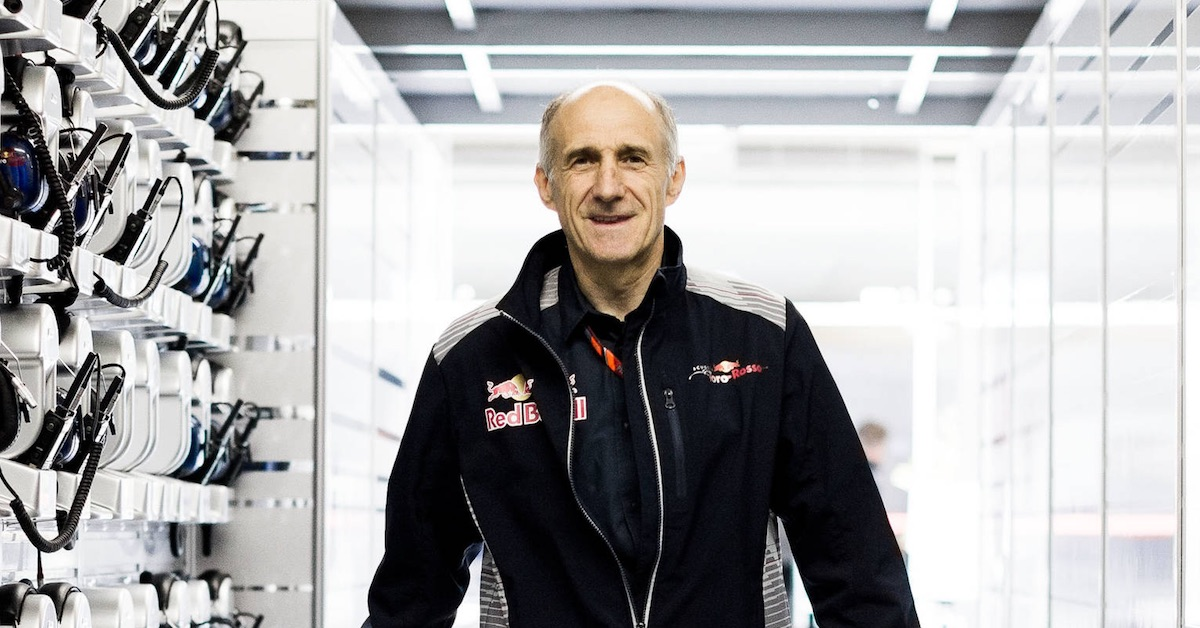 Franz Tost of Toro Rosso