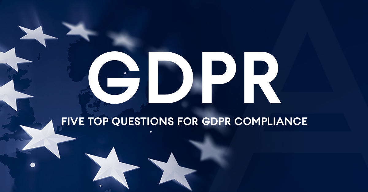 GDPR Questions