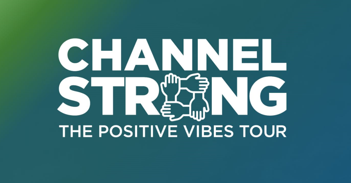 Channel Strong: Positive Vibes Tour