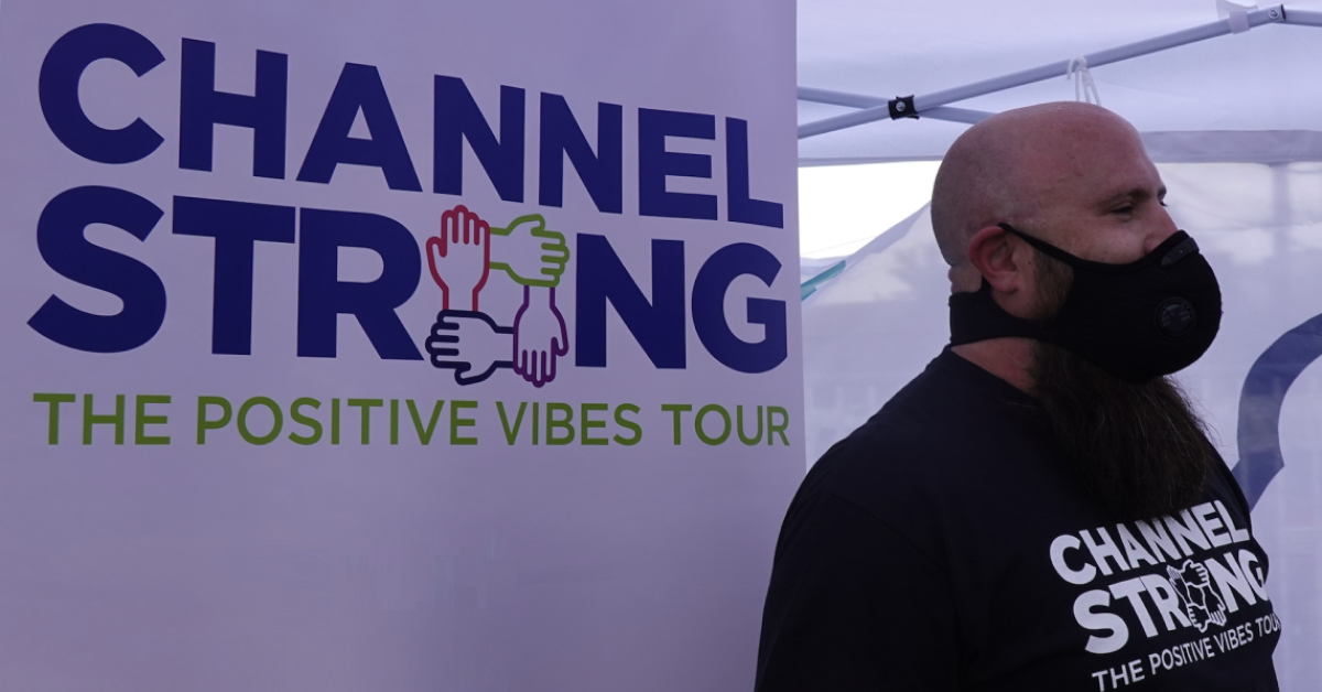 Channel Strong in Denver: The Positive Vibes Tour rolls on