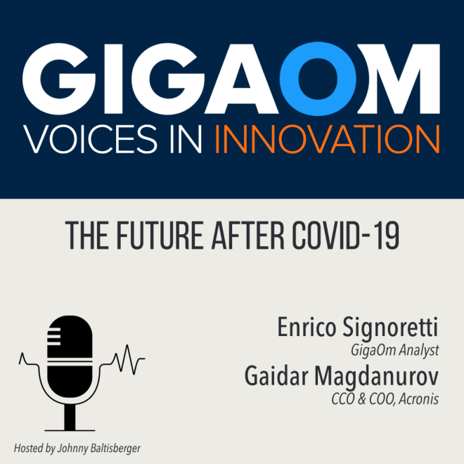 GigaOM Voices in Innovation