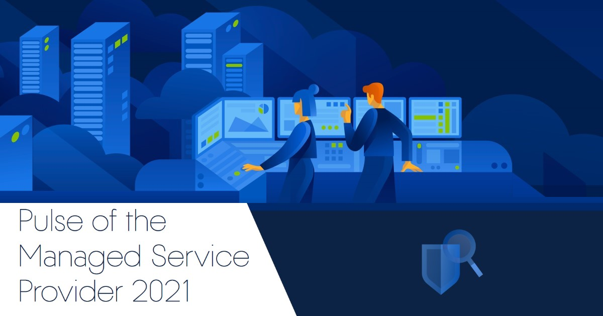 Pulse of the MSP 2021: Survey reveals trends in the IT Channel