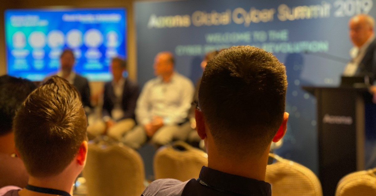 #AcronisCyberSummit day one recap
