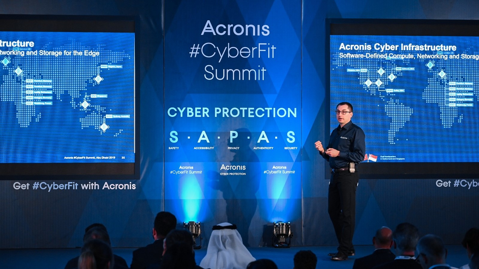 Introducing ... Acronis Cyber Infrastructure!