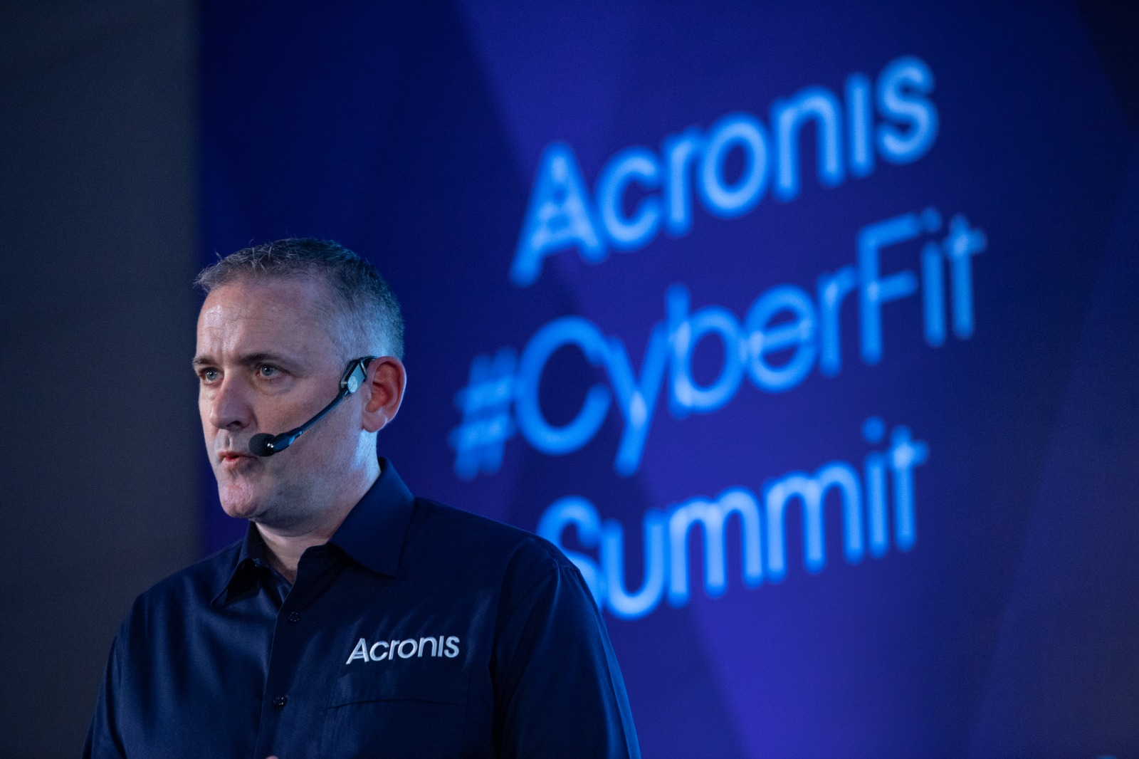 Ronan McCurtin shares more about the unique, integrated approach Acronis Cyber Protection solutions employ.