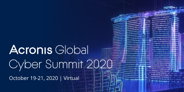 Hear what people are most excited about at #AcronisCyberSummit
