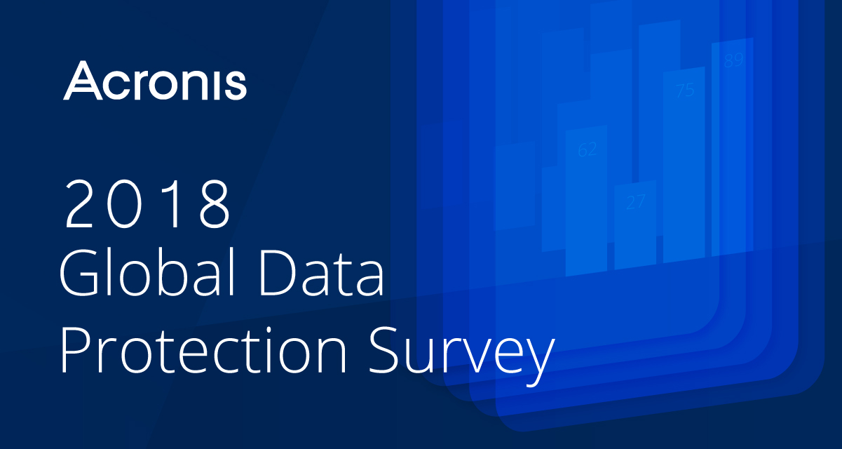 2018 Global Data Protection Survey