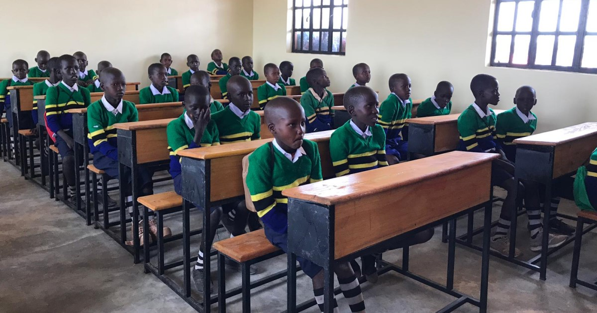 Acronis Foundation opens new school for 500 students in Tanzania