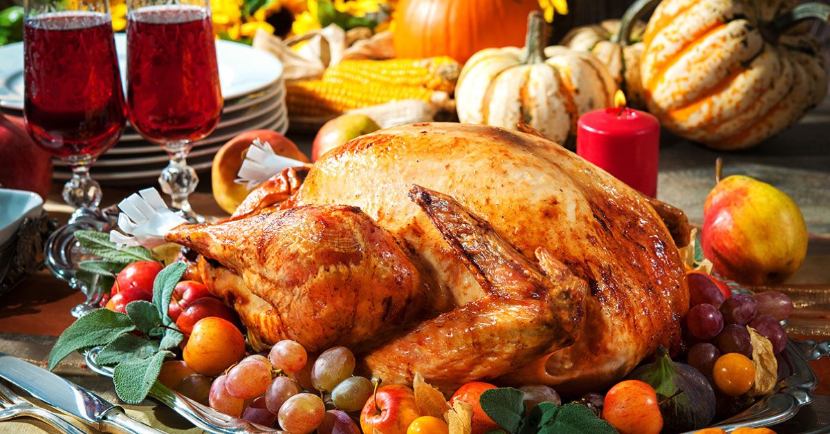 A Recipe for Thanksgiving Data Protection