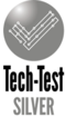 Danish magazine Tech-Test silver for Acronis True Image 2015