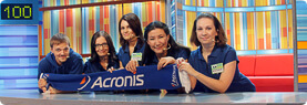 Working at Acronis
