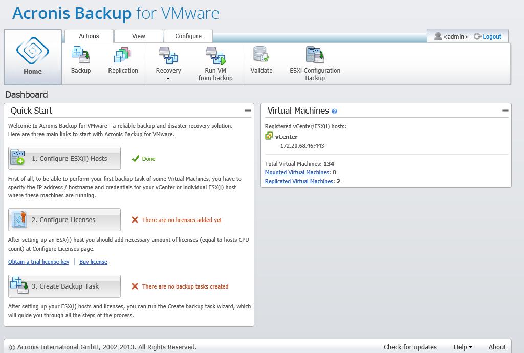 Как сделать копию vmware 746