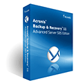 Acronis Backup and Recovery 11 Advanced Server SBS Edition full screenshot