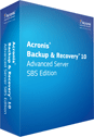 Acronis Backup & Recovery Advanced Server SBS Edition $ 499.00