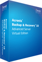 Acronis Backup & Recovery 10 Advanced Server Virtual Edition build