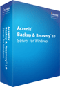 Softwate Acrinis Backup & Recovery, True Image