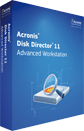 workstation, partition, disk drive, utility, acronis disk director 11 advanced workstation, disk managment tool