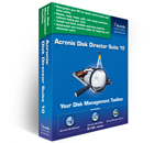 Click to view Acronis Disk Director Suite 10.0 screenshot