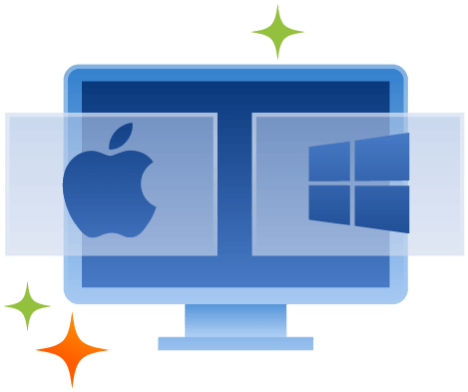 Integrazione di Mac in ambienti Windows