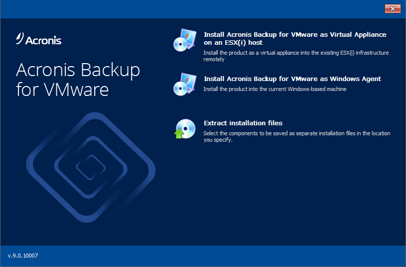 Fast and easy backups for your VMware setup.