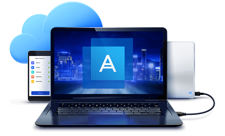 Acronis True Image 2017 >> Backup Software & Data Protection Solutions - Acronis