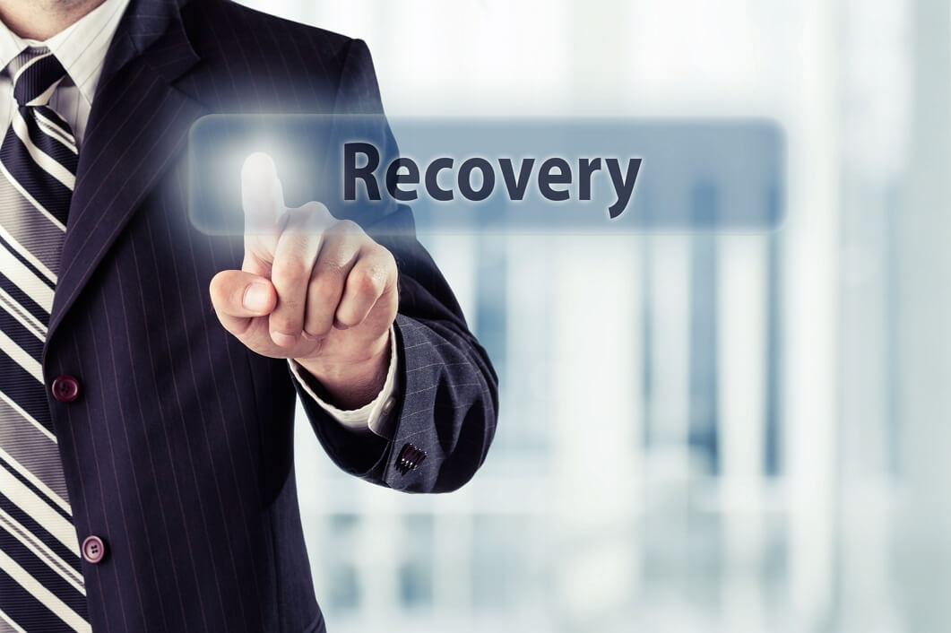 easy data recovery from the cloud