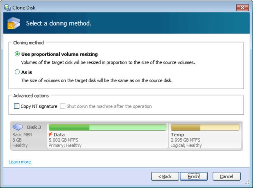 The Industry Standard Partition Manager: Acronis Disk Director 12