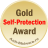 Anti-Malware Testing Lab – Gold Self-Protection Award