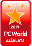 PC World recommends