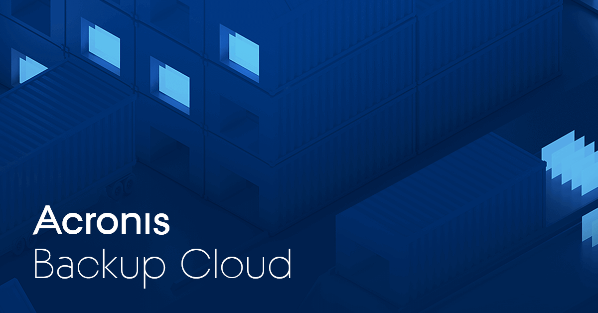 Cloud Backup as a Service for Service Providers - MSP Backup