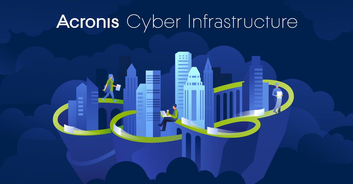 Acronis Cyber Infrastructure Appliance - Solution That Integrates