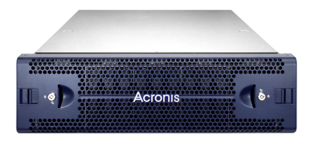 Acronis Cyber Appliance - Solution That Integrates Hardware And Software In One Unit_files
