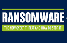Ransomware: The New Cyber Threat and How to Stop it - Infographic