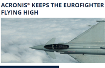 BAE Systems Workstation Deployment 30x Faster with Acronis Backup Advanced
