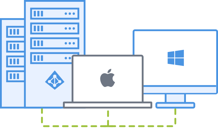 Integrate Macs into enterprise IT systems