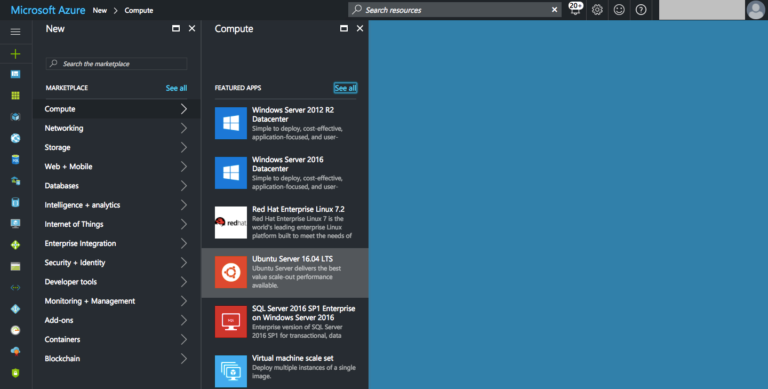 How to Create Windows and Linux Virtual Machines (VM) on Microsoft Azure