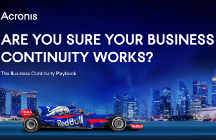 Are you sure your business continuity works? - Acronis eBook